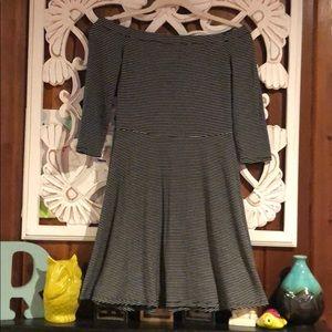 Dresses & Skirts - Size L Off the Shoulder mini Dress